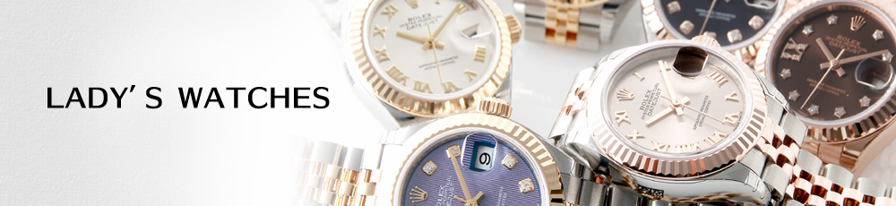 LADY'S WATCHES